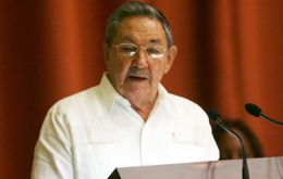 President Raul Castro on crusade to save the Socialist model