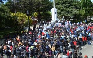 The extreme south Chilean city is furious with undelivered presidential promises