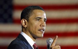 Obama's approval rating surging to 53 per cent