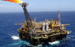 Most of Brazil's oil and gas reserves are off-shore
