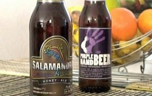 Purple Hand and Salamandra, iconic brands for the LGBT community