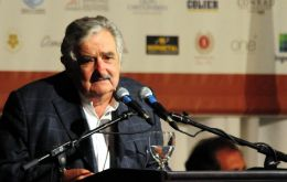 Uruguayan president called for moderation from his catch-all ruling coalition