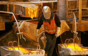 Copper remains the backbone of Chilean exports