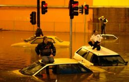 Floods, hurricanes and forest fires has plagued Australia
