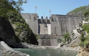 Water reservoirs are too low to generate sufficient power