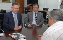 Nevertheless Karel De Gucht enthusiastic about reaching a deal with Mercosur