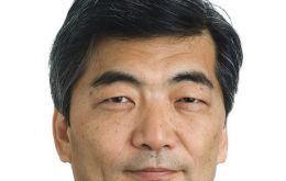 Naoyuki Shinohara, IMF Deputy Executive Director