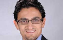 Pro-democracy blogger Wael Ghonim said Sunday meeting with military was encouraging