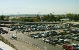The terminal receives 50.000 daily visitors and 20.000 cars