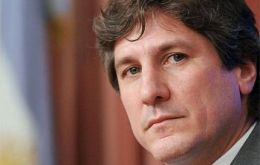 Minister Amado Boudou: regulating food prices is a hurdle to production