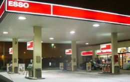 By acquiring Esso gasoline stations Pan American Energy becomes a fully integrated oil and gas producer.