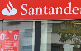 The Spanish bank has 5.600 branches and 36 million customers in Latam