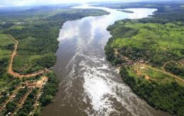 The Belo Monte should provide electricity to 23 million homes