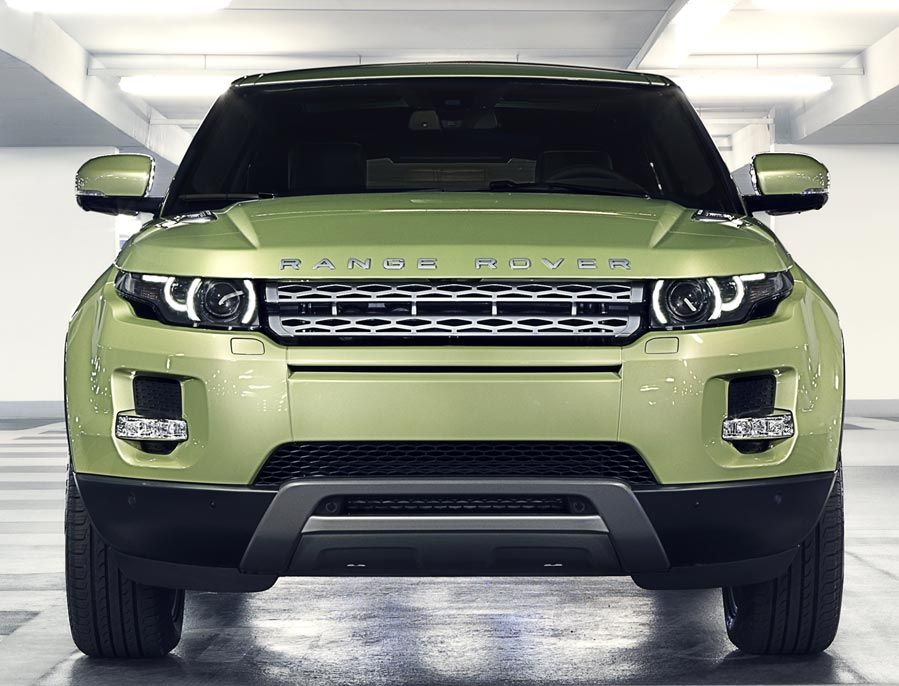 Range Rover Evoque Awarded The Title Of Best Car Design Of The Tear