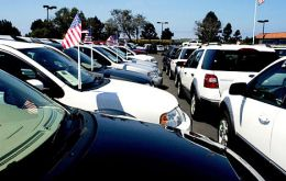 As the US economy slowly improving consumers are back at dealers