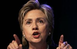 Hillary Clinton claims US media is not particularly informative and with millions of commercials
