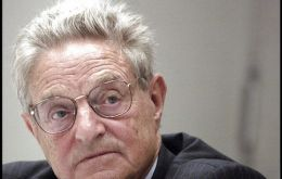 Soros called for more accountability from oil countries including Russia and Saudi Arabia