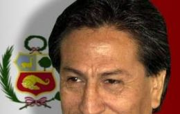 Presidential hopeful Alejandro Toledo could repeat next April 10.