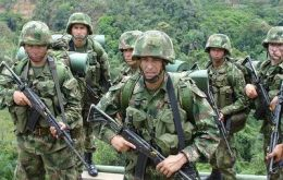 The Argentine Army has the lion's share of defence expenditure