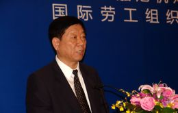 The revelation was done by Human Resources and Social Security minister Yin Weimin