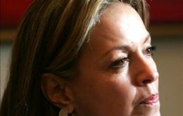 Colombia's Emma Mejia will become Secretary General and for twelve months next April