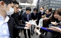 Low levels of radiation reported in Tokyo, 240 kilometres away