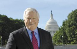 Roger Dow, U.S. Travel's president and chief executive officer.