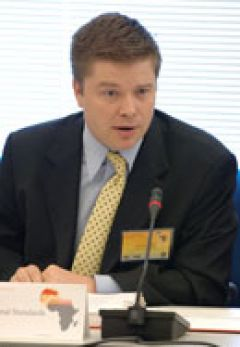 Steven Bipes, executive director of the Brazil-U.S. Business Council