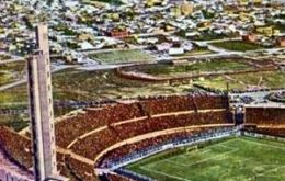 The final won by Uruguay was played at the Centenary Stadium built specially for the event
