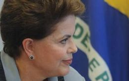President Dilma Rousseff has been unable to deliver Brazil's promise to Paraguay