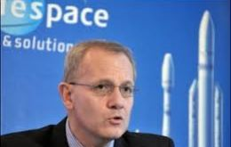 Arianespace Chairman and CEO Jean-Yves Le Gall