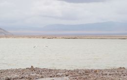 The slat flats in the Atacama and Bolivia hold the largest proven reserves of lithium