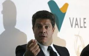 Vale CEO Roger Agnelli has powerful enemies in the political establishment