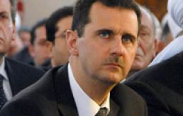 "President Bashar al-Assad ordered the release of everyone arrested during the ""recent events"""