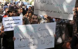 "In Damascus hundreds marched chanting ""Peaceful, Peaceful, God, Syria, Freedom"""