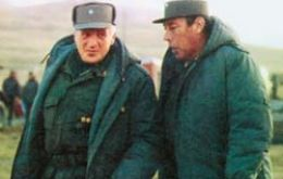 On 2 April 1982 Argentine military forces invaded the Falkland Islands