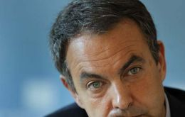 President Rodriguez Zapatero is stepping down in 2012