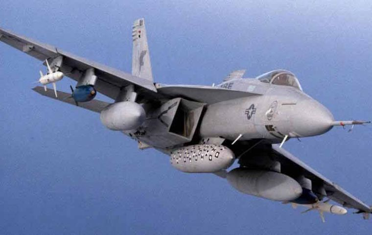 At stake is the purchase of 36 fighter jets with bids from the US; France and Sweden