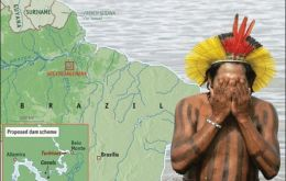 The request is from the Inter American Human Rights Commission in defence of indigenous groups and environmentalists