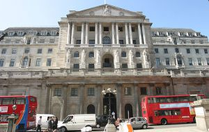 Dilemma for the Bank when inflation is steaming at double its 2% target