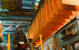 Copper remains the heart of Chilean business and exports