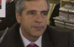 Alfonso Diez Torres, head of the European Union delegation in Buenos Aires