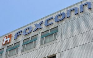 Taiwan's Foxconn is one of the world's leaders and employs over a million people in China