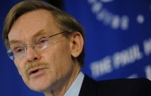 World Bank Group President Robert B. Zoellick: protecting the vulnerable