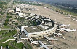 Airports are saturated and operating in critical situation