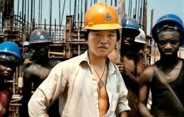 MOC also reported that 769,000 Chinese labourers are working overseas