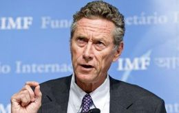 IMF chief economist Olivier Blanchard in support of President Obama