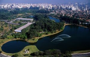 Sao Paulo and Buenos Aires ranked second and fifth in the economic potential category.