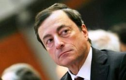 Mario Draghi apparently has the blessing from the French and Germans