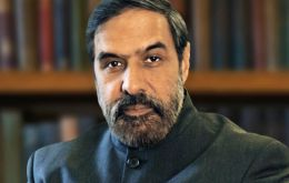 Indian Commerce and Industry minister Anand Sharma